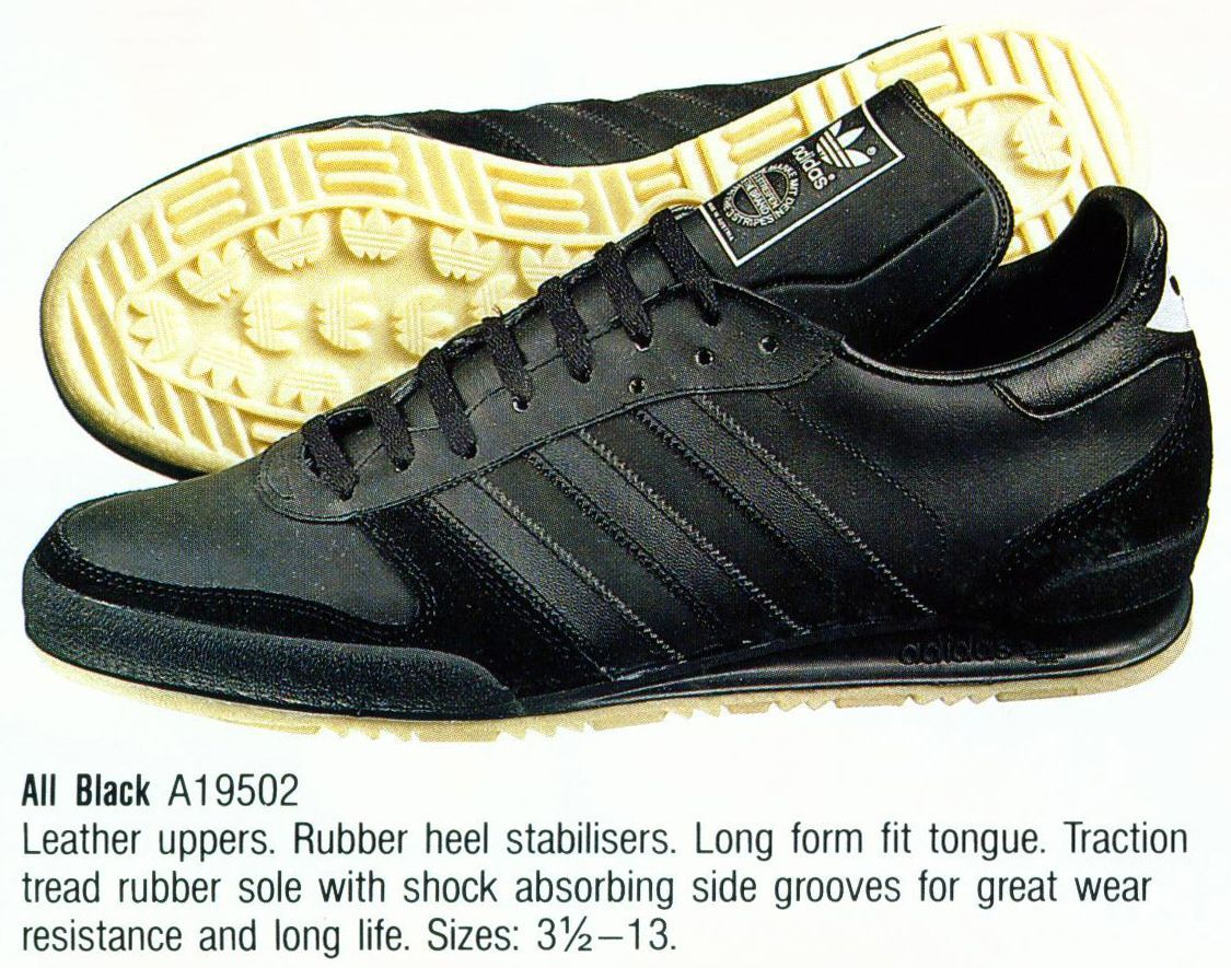 Adidas All Black trainers | Adidas at