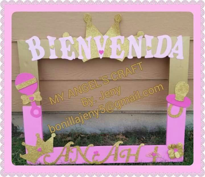 Baby Shower Princess Marco Para Fiesta With Images Baby