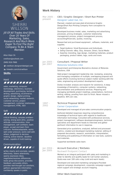Graphic Design Resume Samples Amp Templates Business