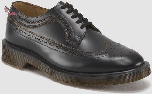 3989 Smooth, Chaussures de ville mixte adulte - Noir (Black), 47 EU (12 UK)Dr. Martens