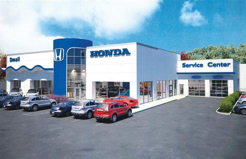 How To Build A New Honda Store Honda New Honda Facility
