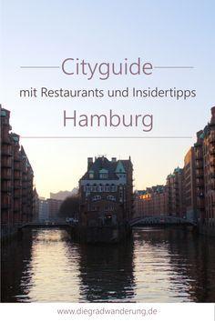 #Cityguide Hamburg #travelbugs