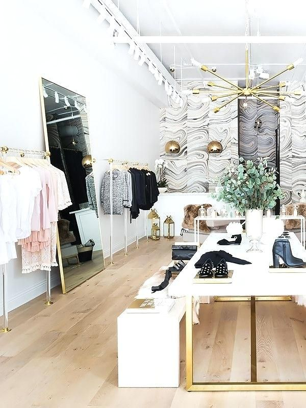 Small Clothing Store Interior Design Ideas - valoblogi.com