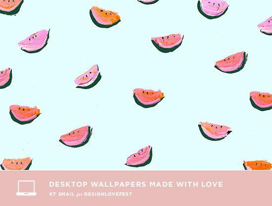 Dress Your Tech 54 D E S I G N L O V E F E S T Dress Your Tech Watermelon Wallpaper Brand Color Palette