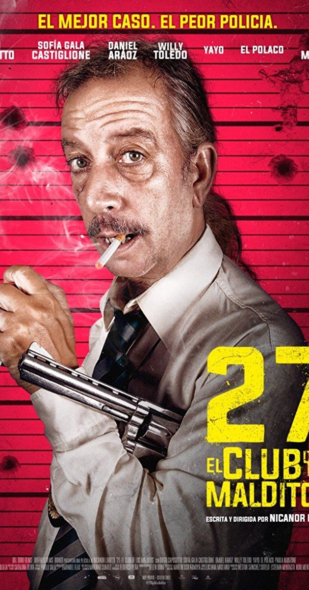 Watch 27: El club de los malditos Full-Movie Streaming