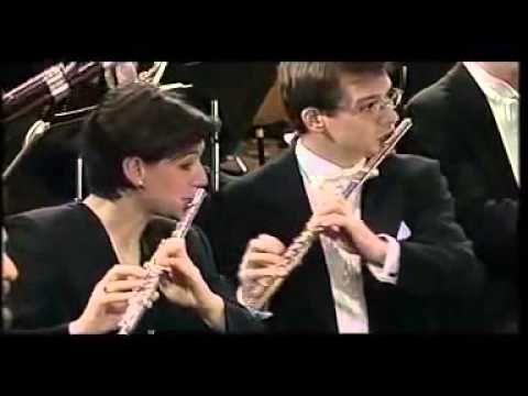 Pablo de Sarasate, Fantasia su temi di Carmen di Bizet. Solista Gil Shaham. Dir. C. Abbado.