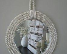 Nautical Mirror