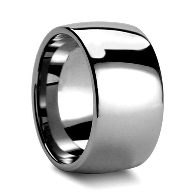 8mm 10mm 12mm Domed Plain Shinny Polished Mens Tungsten Carbide Wedding Bands Rings View Mens Tungsten Wedding Bands Ring No Brand Product Details From Shenzh Mens Wedding Bands Tungsten Mens Wedding