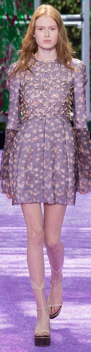 Christian Dior fall winter 2015/16