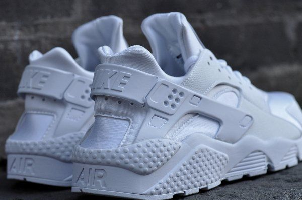 detailed pictures outlet on sale how to buy Nike Wmns Air Huarache blanche (2) v roce 2019 | Tenisky