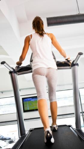 SHREDmill workout