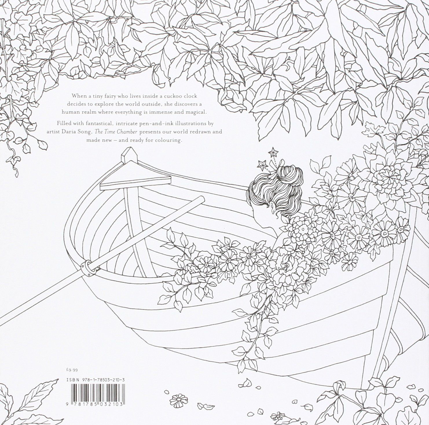 Buy The Time Chamber A Magical Story And Colouring Book Book Online At Low Prices In India The Time Chamber A Magical S Coloring Books Coloring Pages Books