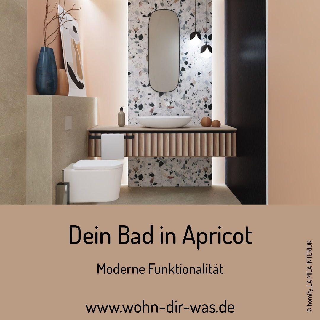 Alternative Zu Weiss Bad In Apricot In 2020 Bad Weiss Wohnen
