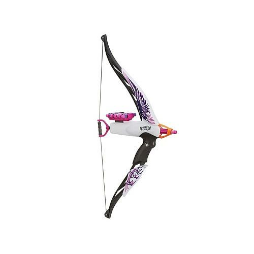 Nerf Rebelle Heartbreaker Bow and Arrow (Pink) - Hasbro ...