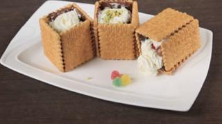 مصطفـــــــــــى محمـــــد حلى صناديق البسكويت Krispie Treats Rice Krispies Desserts