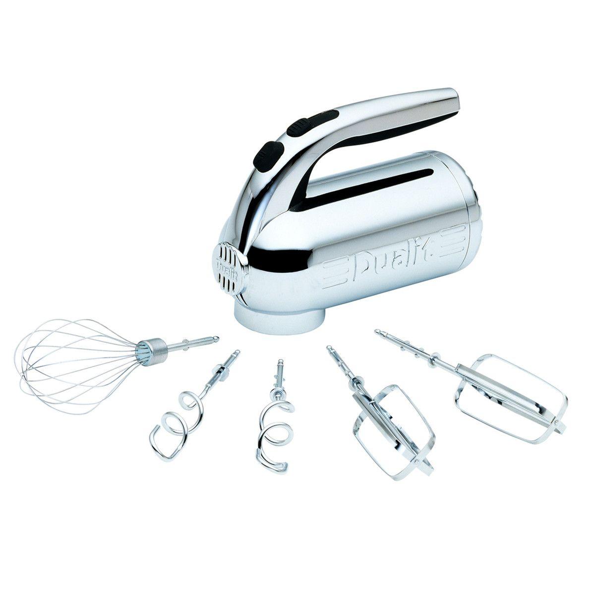 NEW Brentwood HM-48W Kitchen Essential Hand Mixer 5 Speed-White Speed White