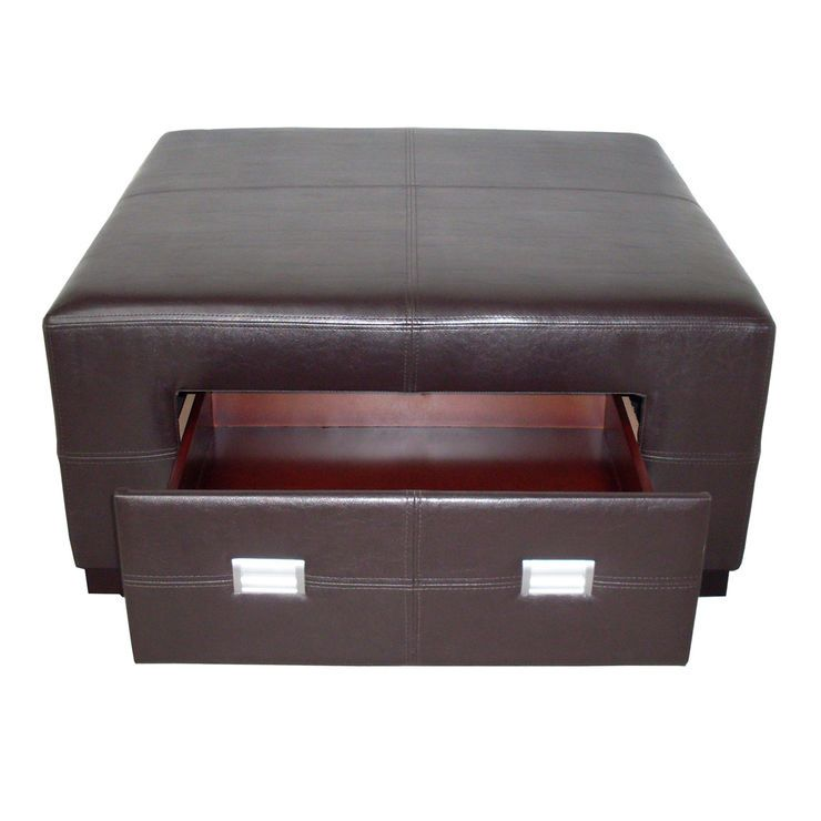 Pleasant Hk Davis Storage Ottoman Brown Could Be Good For Family Machost Co Dining Chair Design Ideas Machostcouk