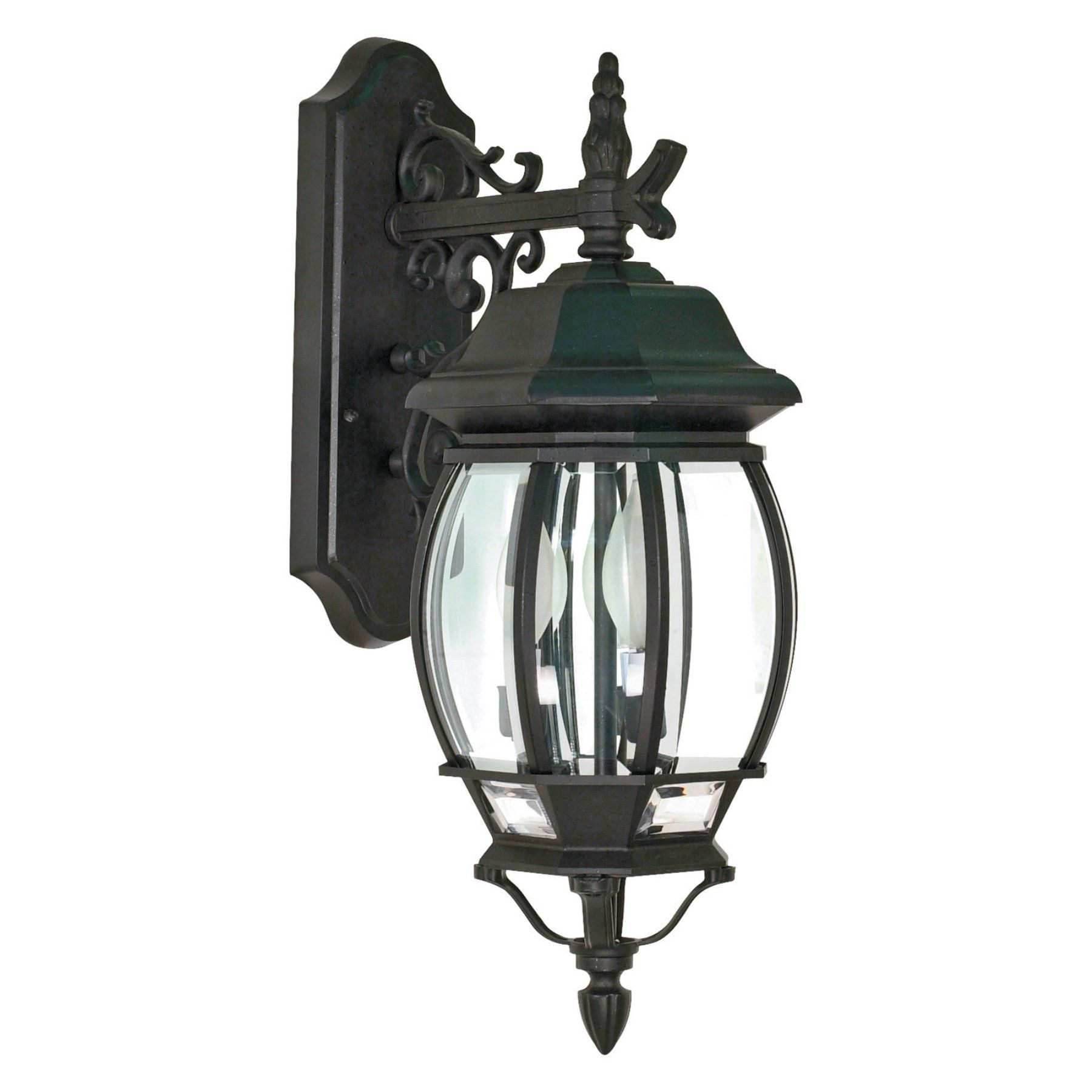 Arm Down Wall Lantern  60891