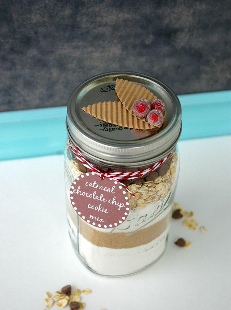 Backmischung Im Glas Selber Machen Rezepte Für Muffins Kekse Co