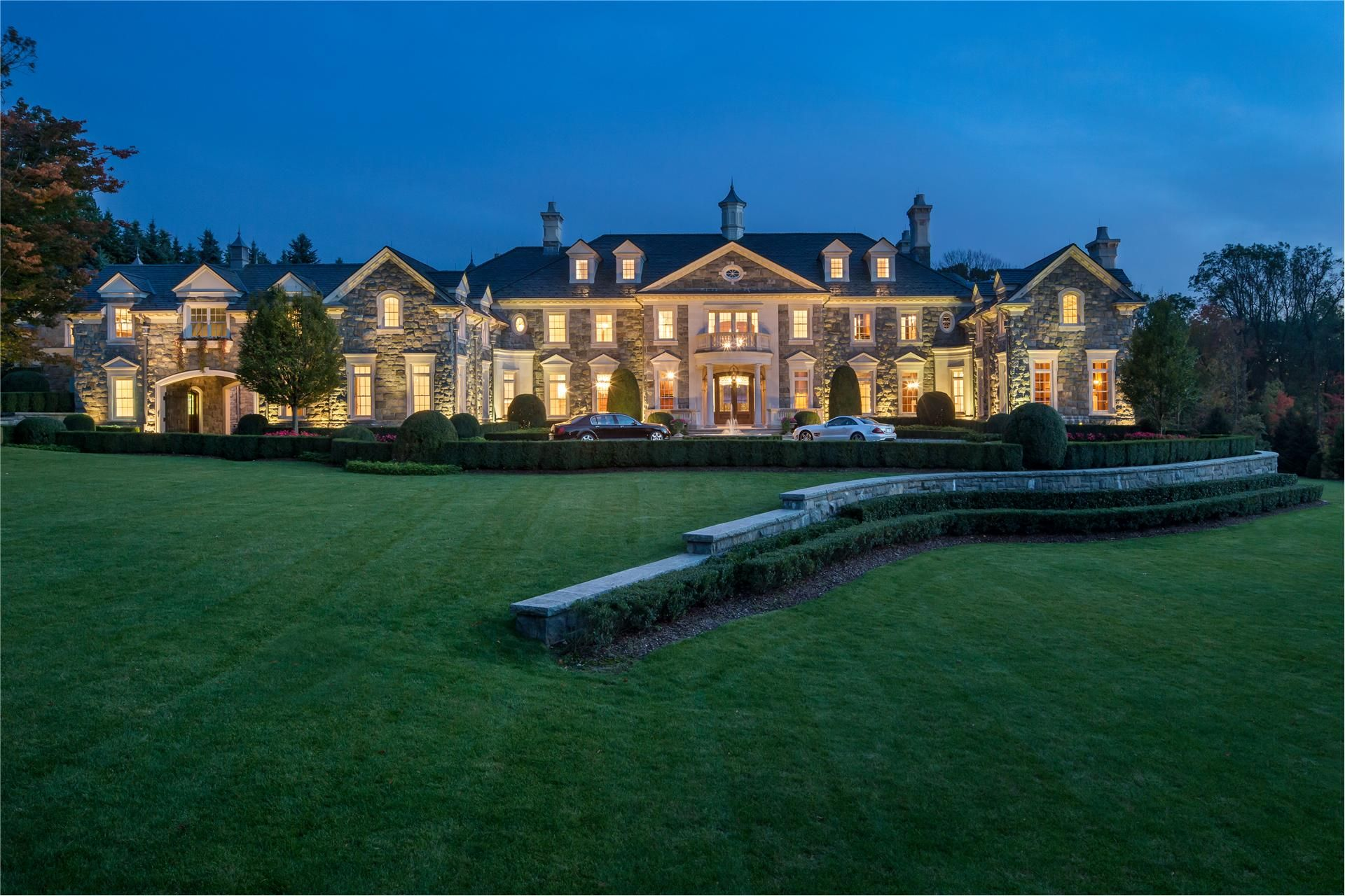 315 rose hill road water mill south new york mansions