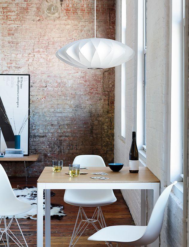 Nelson Crisscross Saucer Pendant Lamp My Daughter S Wish Tiny Apartments