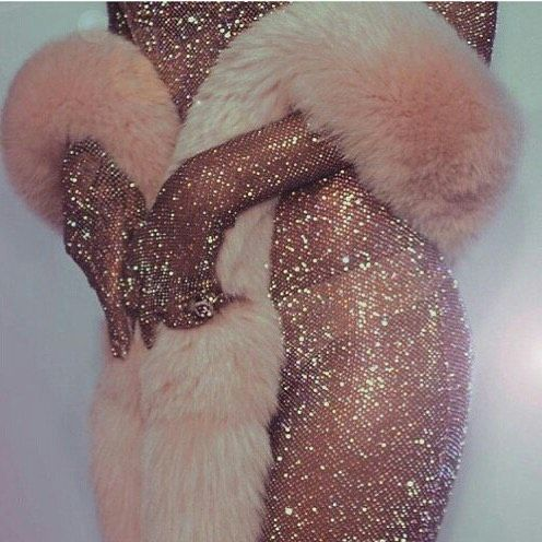 Inspo for the vintage feel for my piece. The colors are mured, which is perfect for the sparkles to stand out
