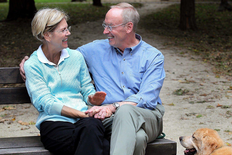 Elizabeth Warren Proposed To Her Husband Because Thats How She Rolls  Elizabeth Warren -3022