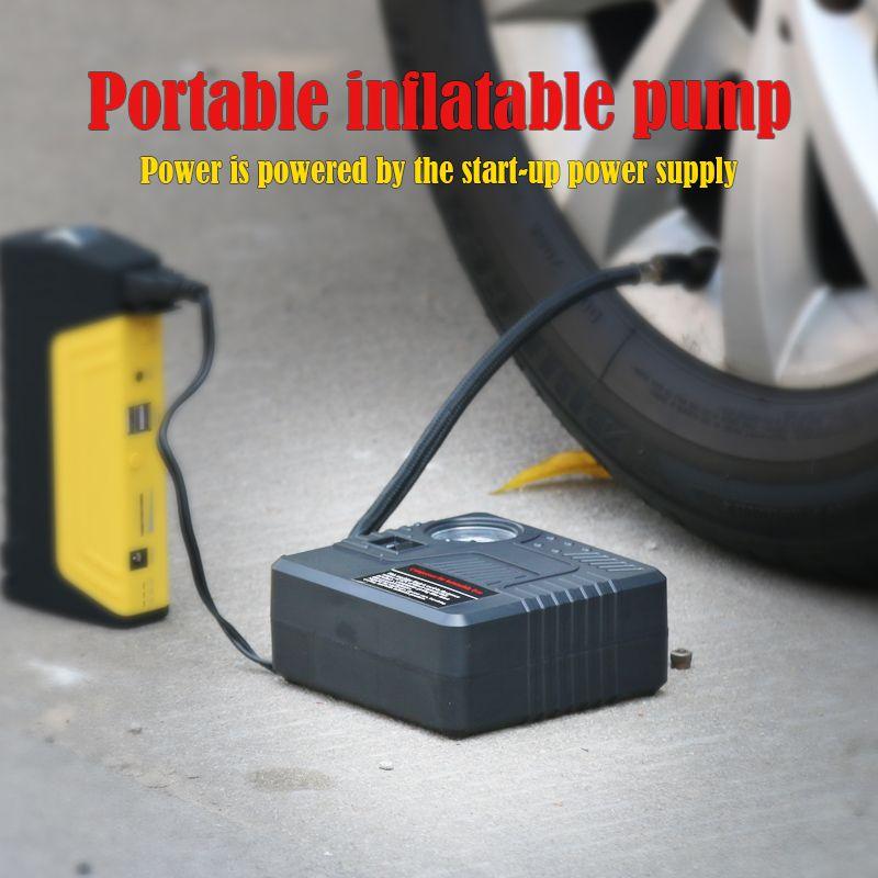 2017 Pbear 12v Car Air Pump Auto Play Pump Portable Electric