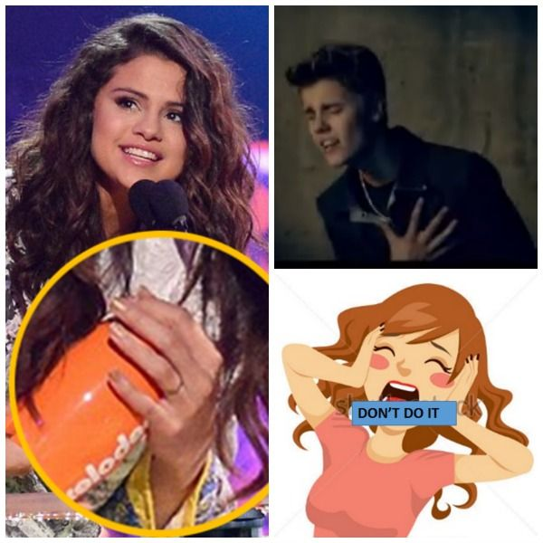 Is Selena Gomezs New Gold Ring An Engagement Ring Will She Elope
