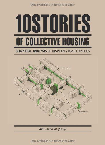 10 stories of collective housing : graphical analysis of inspiring masterpieces / a+t Research Group (2013). Bibsys: http://ask.bibsys.no/ask/action/show?kid=biblio&cmd=reload&pid=13347030x