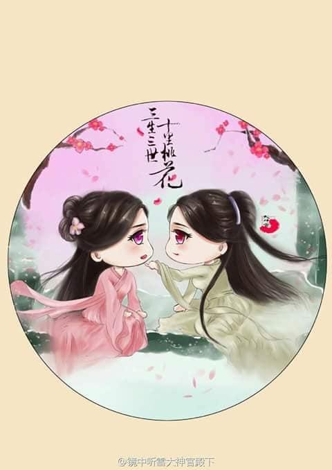 Ghim của Thập Thất trên Chibi Yang Mi