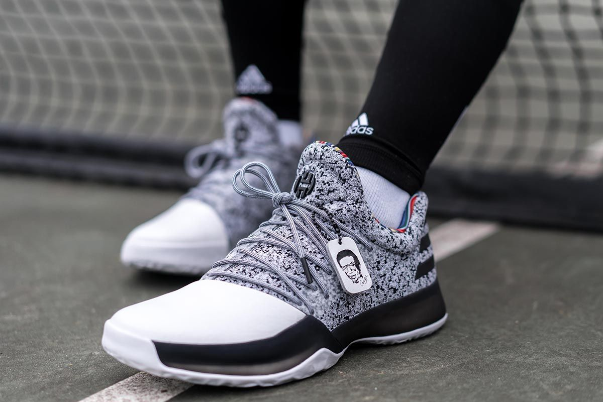 fb4a17c9cd34 adidas Basketball Celebrates Arthur Ashe with Dame 3