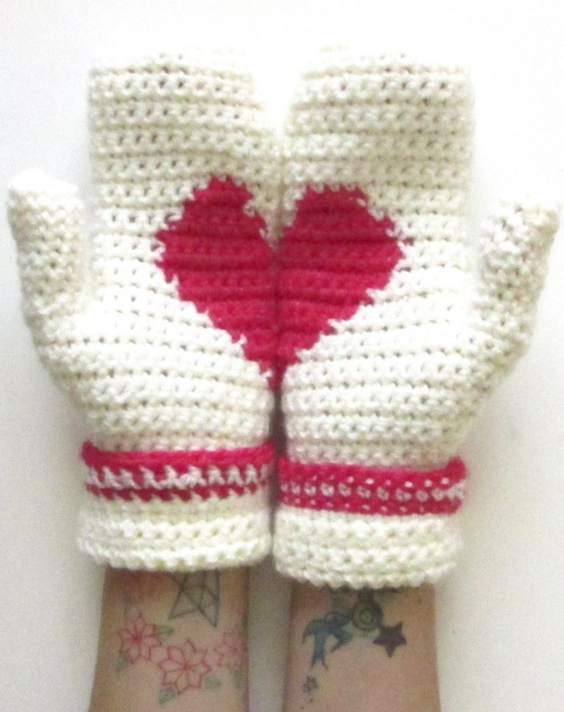 Crochet Club: My obsession with mittens by Emma Friedlander-Collins ...