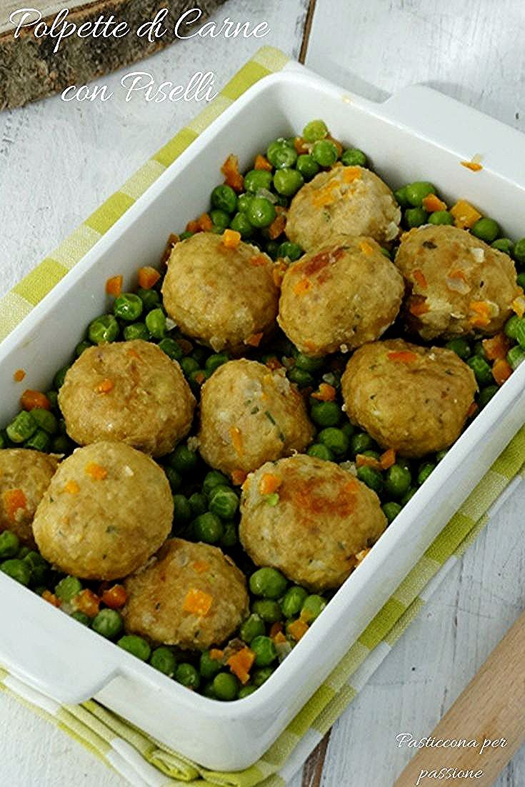 Photo of Meatballs with Peas are a unique second course …