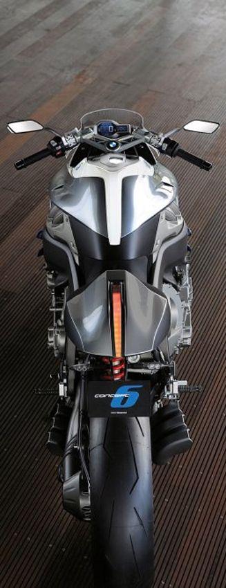 Motorrad Concept 6
