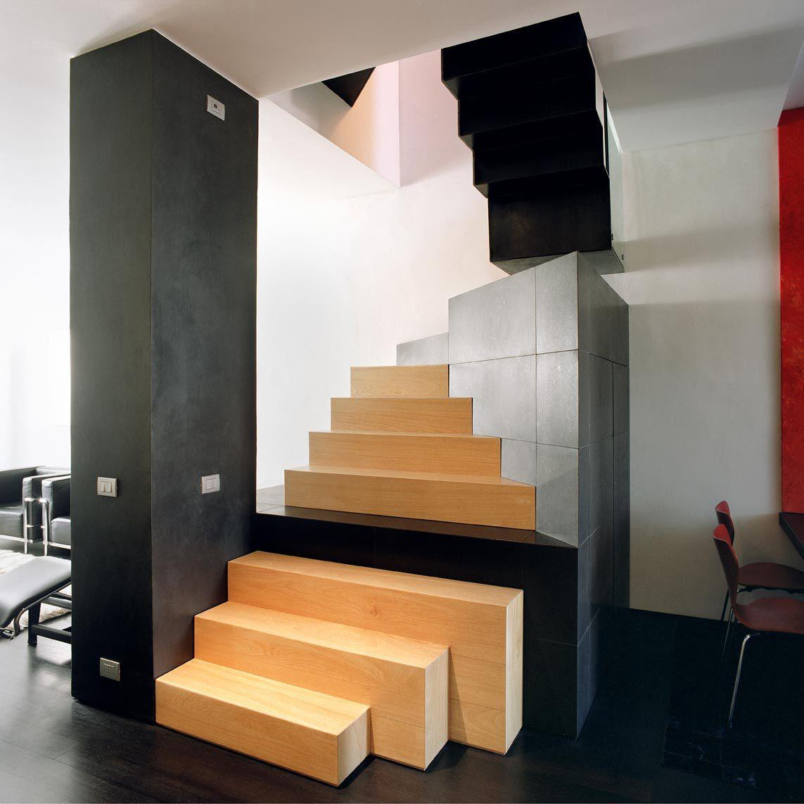40 idee scale moderne per interni scale moderne scale e for Architettura case moderne idee