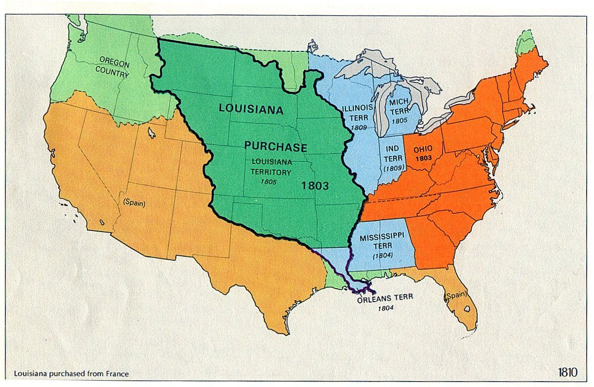 worksheet Louisiana Purchase Worksheet in 1803 france sold the territory including mandan area to united states what we know today as louisiana purchas