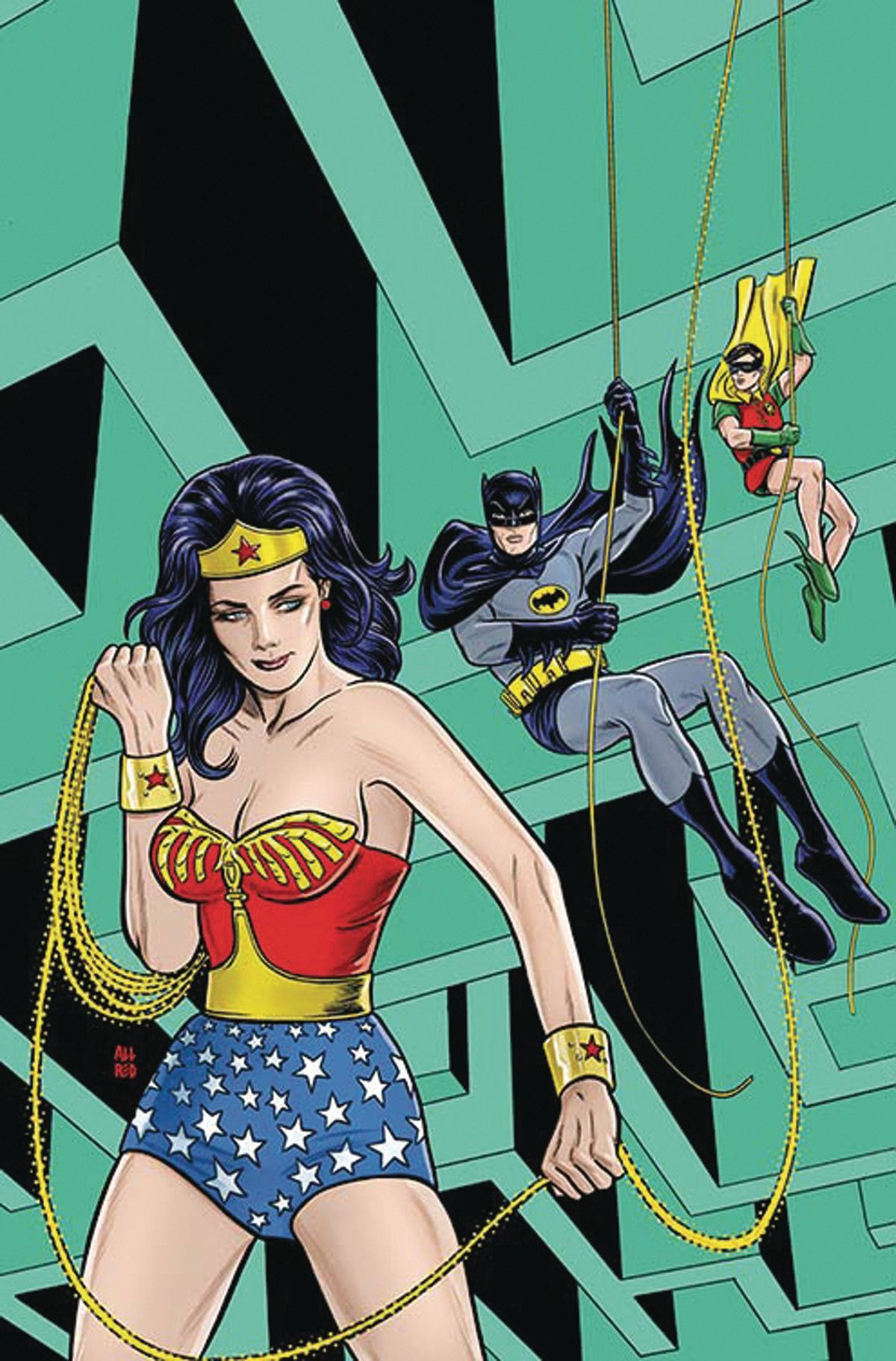 Wonder woman costume leggings-8904