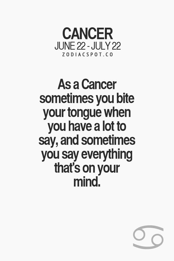 Cancer dating cancer zodiac