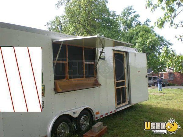 New Listing: http://www.usedvending.com/i/26-Food-Concession-Trailer-for-Sale-in-Kentucky-/KY-P-335O 26' Food Concession Trailer for Sale in Kentucky!!!