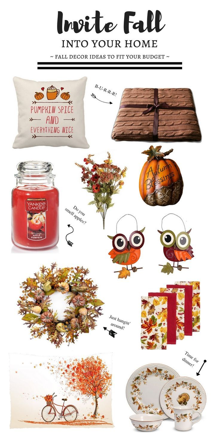 Fall decorating on a budget - Fall Decor Ideas On A Budget Fall Decorations Don T Have To Be Expensive And Break The Bank Here Are Some Great Ideas For Cute Fall Decorations That Will