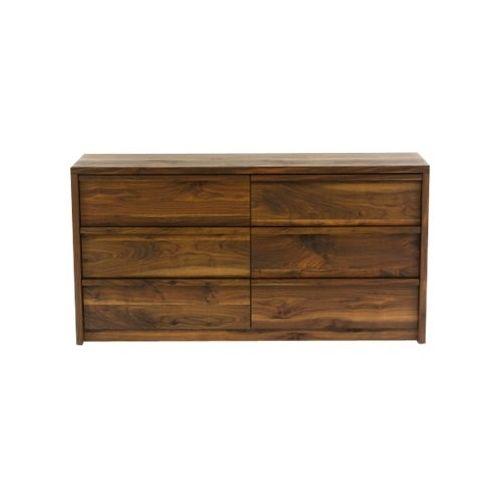 Best Sauder Harvey Park Collection 6 Drawer Dresser Grand 640 x 480