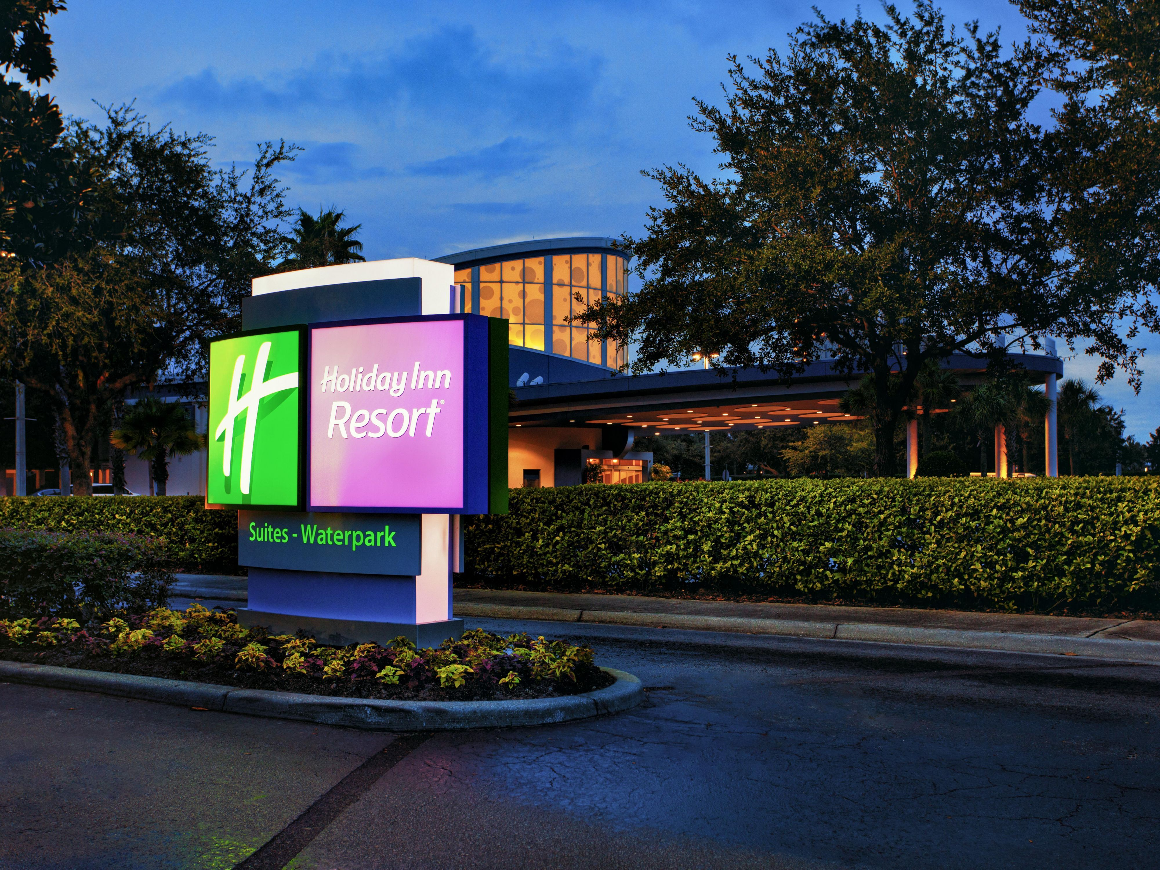 Official site of Holiday Inn Resort Orlando Suites