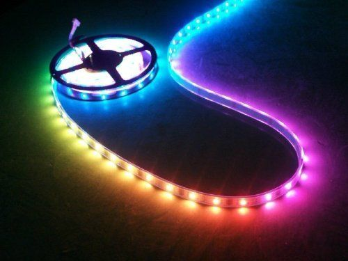 Color Changing Rope Lights Simple Bzone 133 Color Changing 5M Waterproof Flexible Led Strip Light Ic Design Inspiration