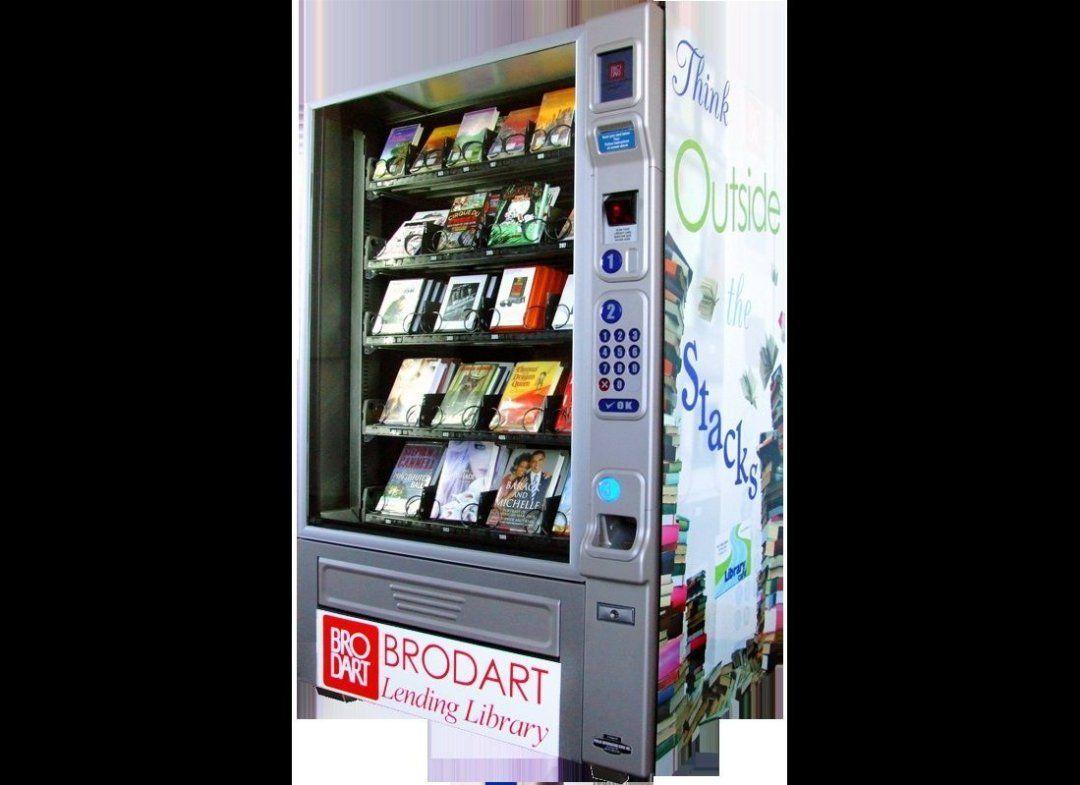 11 Coolest Vending Machines Of The Future   Vending ...