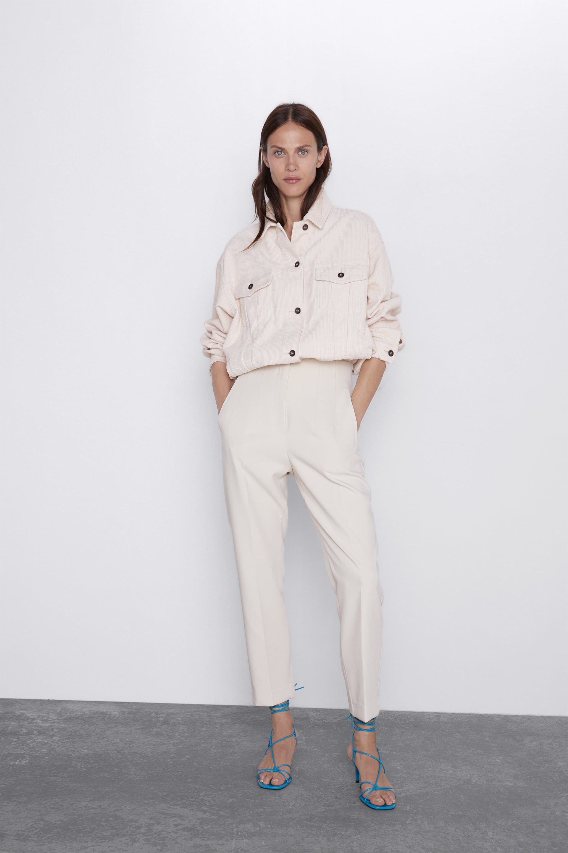 Pleated Pants Best Sellers Woman Zara United States Pants For Women Pleated Pants High Waisted Pants