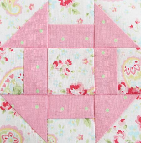 Farmer's Wife Quilt Along Weeks 1-4 - Pretty by Hand -