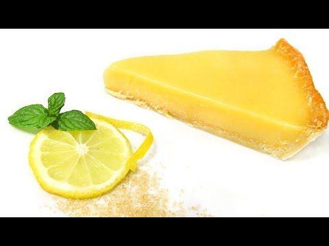 Tarta de limón.  YouTube