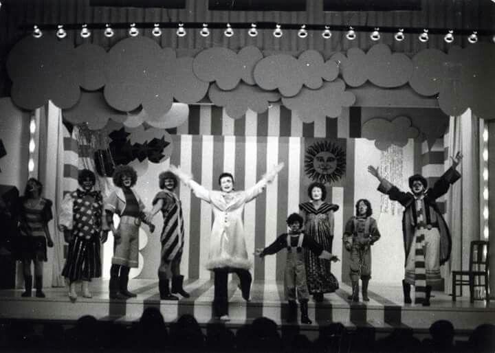 Teatro Infantil de Lisboa/Portugal