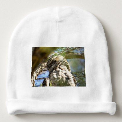 #cute #baby #beanies #babybeanies - #TAWNY FROGMOUTH RURAL QUEENSLAND AUSTRALIA BABY BEANIE
